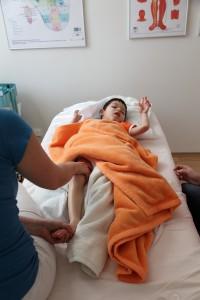 masáž v Therapy Centre